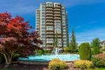 """Main Photo: 1405 3150 GLADWIN Road in Abbotsford: Central Abbotsford Condo for sale in """"The Regency Towers"""" : MLS®# R2440511"""