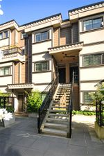 Main Photo: 33 838 ROYAL Avenue in New Westminster: Downtown NW Townhouse for sale : MLS®# R2396234
