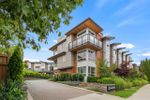 """Main Photo: 1 909 CLARKE Road in Port Moody: College Park PM Townhouse for sale in """"THE CLARKE"""" : MLS®# R2468643"""