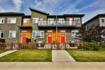Main Photo: #58 7503 Getty Gate NW in Edmonton: Zone 58 Townhouse for sale : MLS®# E4212674
