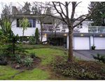 Main Photo: 936 BAKER Drive in Coquitlam: Chineside House for sale : MLS®# V798614