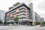 Main Photo: 607 123 W 1ST Avenue in Vancouver: False Creek Condo for sale (Vancouver West)  : MLS®# R2403542