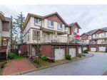 "Main Photo: 22 19560 68 Avenue in Surrey: Clayton Townhouse for sale in ""Solana"" (Cloverdale)  : MLS®# R2328301"