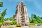 "Main Photo: 404 545 AUSTIN Avenue in Coquitlam: Coquitlam West Condo for sale in ""Brookmere Towers"" : MLS®# R2325702"