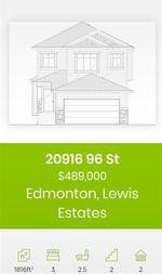 Main Photo: 20916 96 Avenue in Edmonton: Zone 58 House for sale : MLS®# E4123436