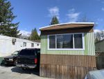 "Main Photo: 32 21668 LOUGHEED Highway in Maple Ridge: West Central Manufactured Home for sale in ""CENTENNIAL MOTOR INN & TRAILER COURT"" : MLS®# R2450858"