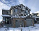 Main Photo: 1306 162 Street in Edmonton: Zone 56 House Half Duplex for sale : MLS®# E4139592