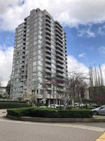 "Main Photo: 708 9633 MANCHESTER Drive in Burnaby: Cariboo Condo for sale in ""Strathmore Towers"" (Burnaby North)  : MLS®# R2375575"