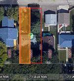 Main Photo: 9540 71 Avenue in Edmonton: Zone 17 Vacant Lot for sale : MLS®# E4222771
