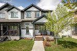 Main Photo: 1040 Watt Promenade Promenade SW in Edmonton: Zone 53 House Half Duplex for sale : MLS®# E4197737