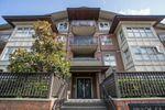 "Main Photo: 202 1988 SUFFOLK Avenue in Port Coquitlam: Glenwood PQ Condo for sale in ""MAGNOLIA GARDEN"" : MLS®# R2390506"