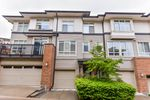 """Main Photo: 8 1125 KENSAL Place in Coquitlam: New Horizons Townhouse for sale in """"KENSAL"""" : MLS®# R2370598"""