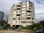 """Main Photo: 201 2165 ARGYLE Avenue in West Vancouver: Dundarave Condo for sale in """"OCEAN TERRACE"""" : MLS®# R2304972"""
