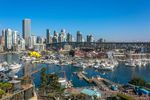"""Main Photo: 709 1490 PENNYFARTHING Drive in Vancouver: False Creek Condo for sale in """"Harbour Cove"""" (Vancouver West)  : MLS®# R2447030"""