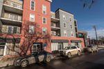 Main Photo: 313 10418 81 Avenue in Edmonton: Zone 15 Condo for sale : MLS®# E4146108