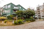 Main Photo: 201 1550 MARINER WALK in Vancouver: False Creek Condo for sale (Vancouver West)  : MLS®# R2245004