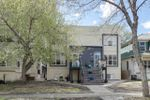 Main Photo: 9842 112 Street in Edmonton: Zone 12 House Half Duplex for sale : MLS®# E4157020