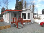 "Main Photo: 25 8474 BUNCE Road in Prince George: Haldi Manufactured Home for sale in ""TRAILER VILLAGE"" (PG City South (Zone 74))  : MLS®# R2147074"