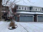 Main Photo: 17722 10 Avenue in Edmonton: Zone 56 House Half Duplex for sale : MLS®# E4179949