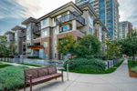 "Main Photo: 105 1128 KENSAL Place in Coquitlam: New Horizons Condo for sale in ""CELADON HOUSE"" : MLS®# R2431169"
