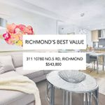 """Main Photo: 311 10780 NO. 5 Road in Richmond: South Arm Condo for sale in """"DAHLIA AT THE GARDENS"""" : MLS®# R2333156"""