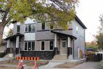 Main Photo: 11027 150 Street NW in Edmonton: Zone 21 House Half Duplex for sale : MLS®# E4208151