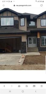 Main Photo: 2422 Ashcraft Crescent SW in Edmonton: Zone 55 House for sale : MLS®# E4158087