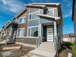 Main Photo: 3618 8 Avenue in Edmonton: Zone 53 House Half Duplex for sale : MLS®# E4173718