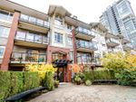 "Main Photo: 307 200 CAPILANO Road in Port Moody: Port Moody Centre Condo for sale in ""SUTERBROOK"" : MLS®# R2415006"