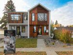 Main Photo: 9525 71 Avenue in Edmonton: Zone 17 House Half Duplex for sale : MLS®# E4220950