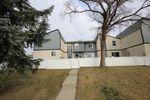 Main Photo: 191A HOMESTEAD Crescent in Edmonton: Zone 35 Townhouse for sale : MLS®# E4204234