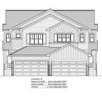 Main Photo:  in Edmonton: Zone 55 House Half Duplex for sale : MLS®# E4204856