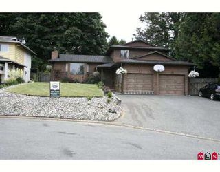 "Photo 1: 2126 WEBSTER Court in Abbotsford: Poplar House for sale in ""Webster"" : MLS®# F2622756"