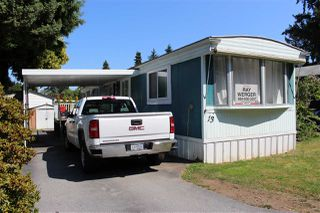 "Main Photo: 13 7790 KING GEORGE Boulevard in Surrey: East Newton Manufactured Home for sale in ""CRISPEN BAYS"" : MLS®# R2394101"