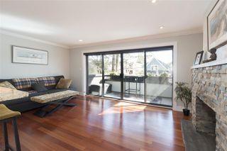 Photo 4: 203 2255 W 8TH Avenue in Vancouver: Kitsilano Condo for sale (Vancouver West)  : MLS®# R2447645