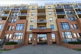 Photo 2: 503 11425 105 Avenue NW in Edmonton: Zone 08 Condo for sale : MLS®# E4208526