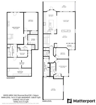 Photo 3: 1062 Shawnee Road SW in Calgary: Shawnee Slopes Semi Detached for sale : MLS®# A1055358