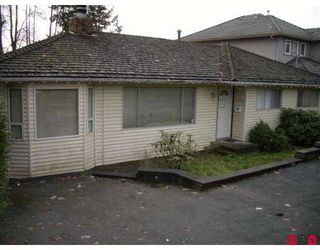 Main Photo: 14856 88TH Avenue in Surrey: Bear Creek Green Timbers House for sale : MLS®# F2429993