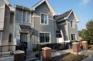 Main Photo: 65 2336 ASPEN Trail: Sherwood Park Townhouse for sale : MLS®# E4167658