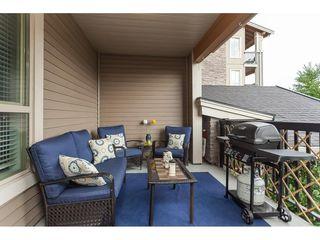 "Photo 12: 201 5655 210A Street in Langley: Salmon River Condo for sale in ""Cornerstone North"" : MLS®# R2414602"