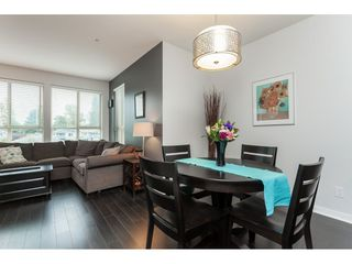 "Photo 3: 201 5655 210A Street in Langley: Salmon River Condo for sale in ""Cornerstone North"" : MLS®# R2414602"