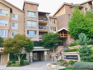 "Photo 1: 201 5655 210A Street in Langley: Salmon River Condo for sale in ""Cornerstone North"" : MLS®# R2414602"