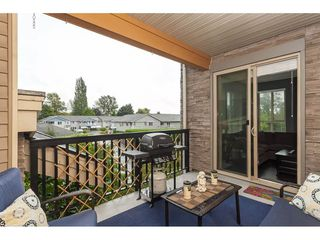 "Photo 12: 201 5655 210A Street in Langley: Salmon River Condo for sale in ""Cornerstone North"" : MLS®# R2414602"