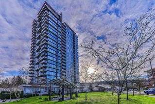 "Photo 13: 703 651 NOOTKA Way in Port Moody: Port Moody Centre Condo for sale in ""SAHALEE"" : MLS®# R2425381"