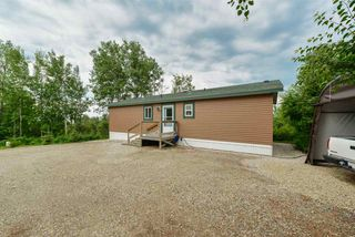 Photo 34: 4428 LAKESHORE Road: Rural Parkland County Manufactured Home for sale : MLS®# E4184645