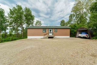 Photo 33: 4428 LAKESHORE Road: Rural Parkland County Manufactured Home for sale : MLS®# E4184645