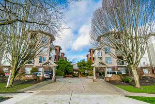 "Photo 1: 408 20239 MICHAUD Crescent in Langley: Langley City Condo for sale in ""City Grande"" : MLS®# R2430144"