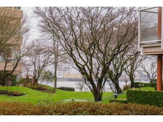 """Photo 16: 107B 1210 QUAYSIDE Drive in New Westminster: Quay Condo for sale in """"Tiffany Shores"""" : MLS®# R2432113"""