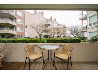 """Photo 13: 107B 1210 QUAYSIDE Drive in New Westminster: Quay Condo for sale in """"Tiffany Shores"""" : MLS®# R2432113"""