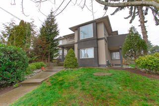 Photo 1: 1069 DANSEY Avenue in Coquitlam: Central Coquitlam House for sale : MLS®# R2441416